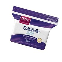 Cottonelle Ultra Comfort Care Cleansing Cloths Refill, 126