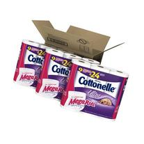 Cottonelle Ultra Comfort Care Mega Roll Toilet Paper,