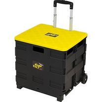 Ultra Compact Quik Cart Two-Wheeled Collapsible Handcart