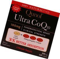 Ultra CoQ10 - 100% Soluble Coq10 100mg - 3X Better
