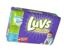 Luvs Ultra Leakguards Diapers size2 40ct