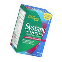 Systane Ultra Eye Drops Lubricant High Performance  Two-