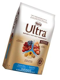 Nutro ULTRA Weight Management Dry Dog Food, 15 lbs