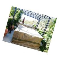 Ultra large Patio Set Cover 160Lx90W Fits Rectangular or