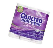 Quilted Northern Ultra Plush 3 Ply Double Rolls 18 Count