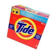 Tide Ultra Powder Original Scent: 180 Loads