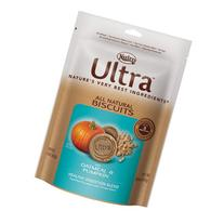 Nutro Ultra Pumpkin and Oatmeal Biscuit Pet Treat, 16 oz