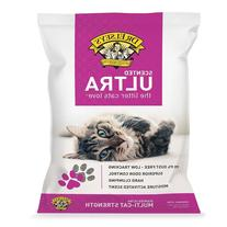 Precious Cat Ultra Scented Cat Litter size: 40 Lb