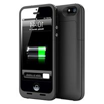 SQdeal® Ultra Slim Iphone 5 5s Rechargeable Portable