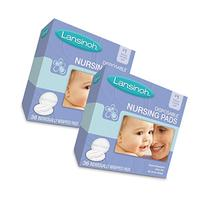 Lansinoh Ultra Soft Disposable Nursing Pads, 2/36 ct