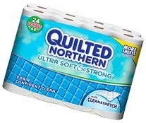 Quilted Northern Ultra Soft & Strong Double Roll Toilet