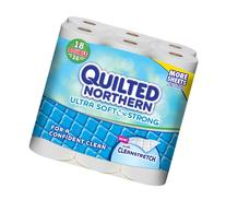 Quilted Northern Ultra Soft & Strong Toilet Paper 242 Sheets