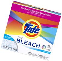 Tide Ultra Plus Bleach Original Scent Powder Laundry