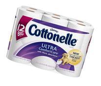 Cottonelle UltraComfortCareToilet PaperBigRolls24ct