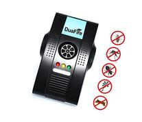 DuaFire Ultrasonic Pest Repeller Electronic Plug-in Insects