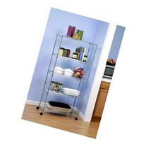 UltraZinc Home Style Wire System 60 H 5 Shelf Shelving Unit