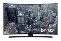 UN55JU6700 Curved 55-Inch 4K Ultra HD Smart LED TV