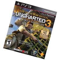 Uncharted 3: Drake's Deception - Game of the Year Edition -
