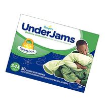 Pampers UnderJams Boys' Bedtime Underwear, Super Pack