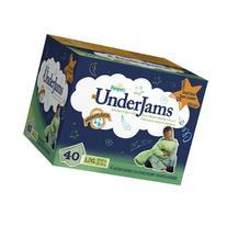 Pampers UnderJams Underwear - Boys - Large/X-Large - 40 ct