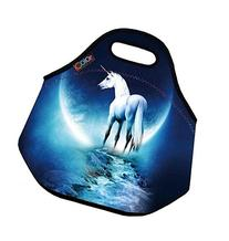 Unicorn Soft Friendly Insulated Lunch box Food Bag Neoprene