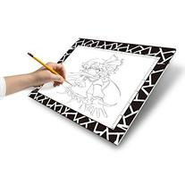 "Litup Light Box 9.8""×7.64""  Tracing Light Box Light Pad"