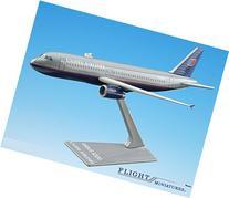 United  Airbus A320-200 Airplane Miniature Model Plastic