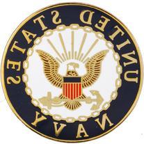 United States Navy Logo Lapel Pin Medal US Military