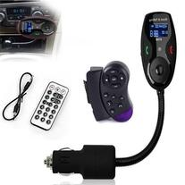 Univeral LCD Display +Remote control Bluetooth Wireless Car