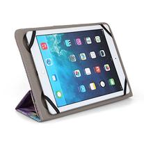 Universal 10.1 & 10 Inch Tablet Pc Pu Leather Folio Case