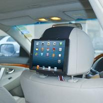 TFY Universal Car Headrest Mount Holder | Works With or