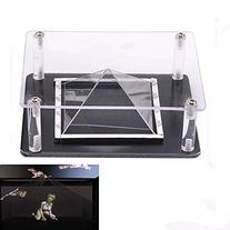 Universal 3D Holographic Projection Pyramid for iphone5s