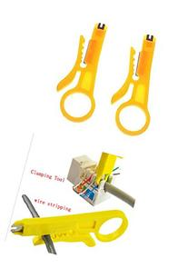 Universal Small and Exquisite  Punch Down Cutter Stripper