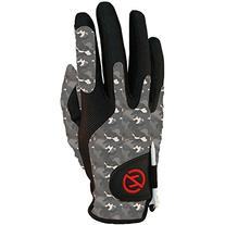 Zero Friction Men's Synthetic Golf Glove, Night Camouflage,