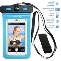 ⚡  Universal Waterproof Phone Holder with ARM BAND,