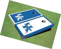 University of Kentucky Alternating Border Cornhole Boards