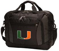 University of Miami Laptop Bag Best NCAA Miami Canes
