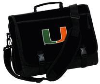 University of Miami Laptop Bag Miami Canes Computer Bag or