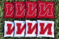 NCAA Replacement Corn Filled Cornhole Bag Set NCAA Team: