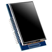 UNO R3 2.8 TFT Touch Screen with SD Card Socket for Arduino