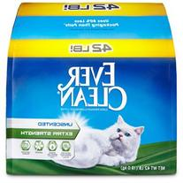 Ever Clean Unscented Extra Strength Premium Clumping Cat