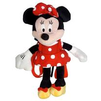 UPD INC 205291 Disney Minnie Plush Backpack