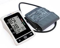LotFancy Blood Pressure Monitor Machine with Arm BP Cuff -
