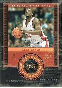 2003-04 Upper Deck Legends #94 Udonis Haslem #d 1001/1999 RC