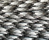 Urban Camouflage 550LB Military Polyester Paracord Rope 100