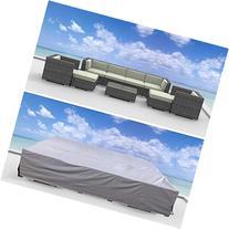 UrbanFurnishing Furniture-cover-L Outdoor Patio Furniture