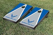 US Air Force Cornhole Game Set Triangle Version