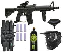 Tippmann US Army Alpha Elite Paintball Marker Gun 3Skull
