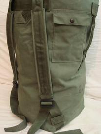 Official US Military Army Navy Surplus Duffle Duffel Bag