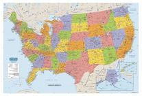 House of Doolittle Write On/Wipe Off Laminated United States